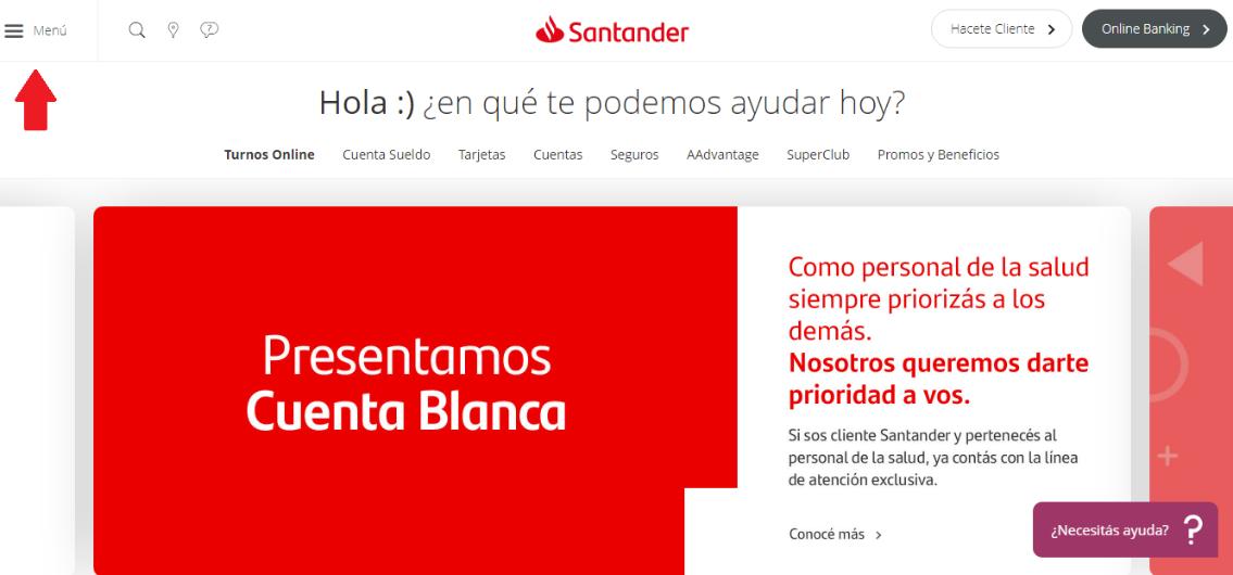 ¿Cómo Ingresar En Home Banking Del Santander Para Empresas?