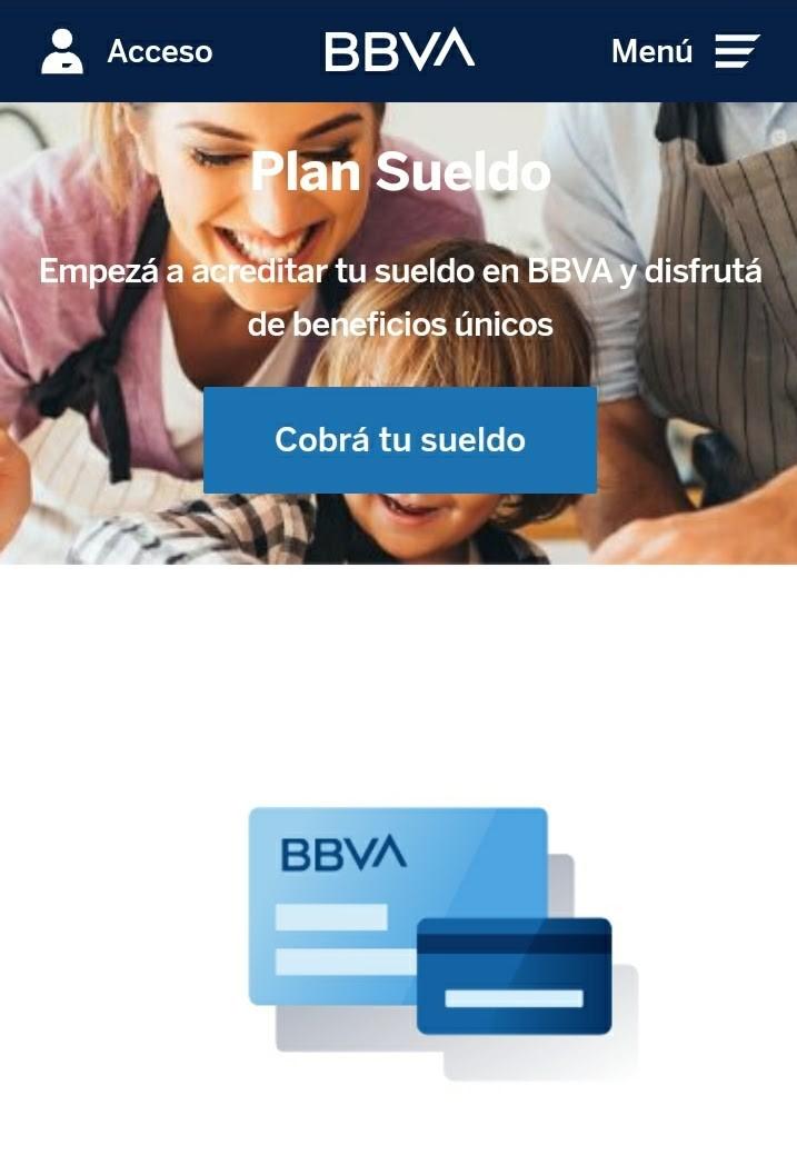 Cómo Abrir Cuenta Sueldo En Banco BBVA Por Internet